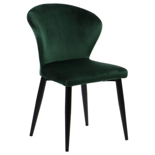 Krzesło dostawne CN-6080 zielony