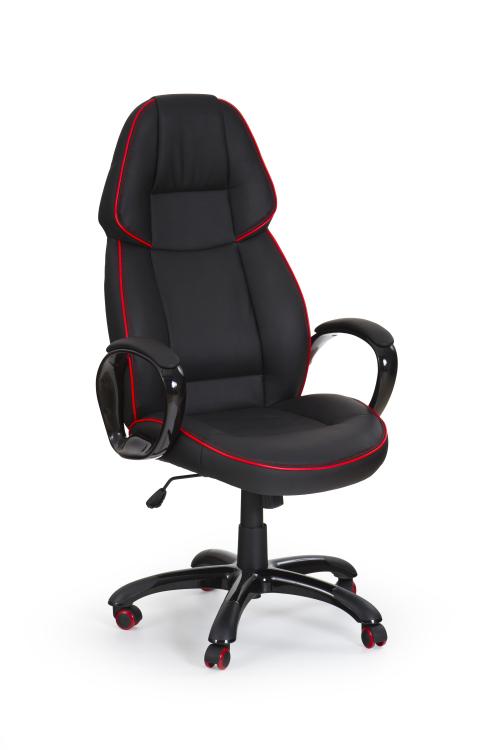 Fotel obrotowy RUBIN czarny