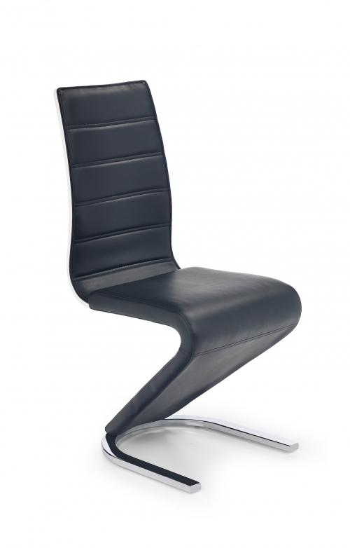 Krzesło konferencyjne K194 czarne
