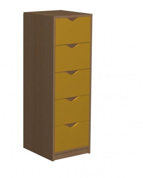 Regał z 5 szufladami Małgosia 24