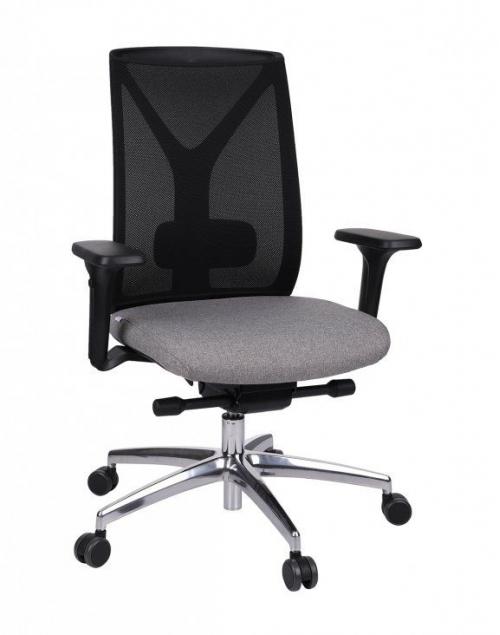 Fotel biurowy Valio BS Chrome