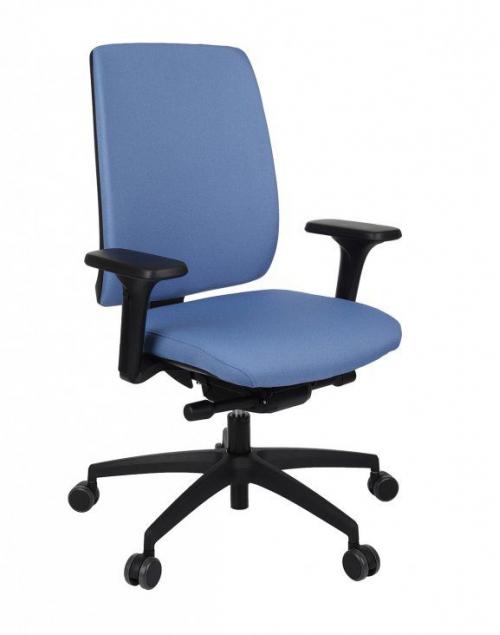 Fotel biurowy Valio BT Black
