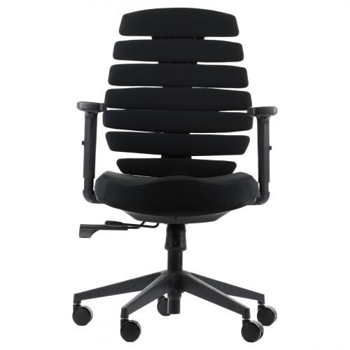 Fotel obrotowy LOOP czarny