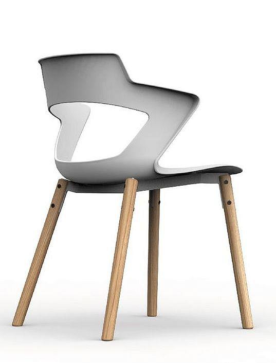 Krzesło konferencyjne Sky_line SK W 720 1N/2N