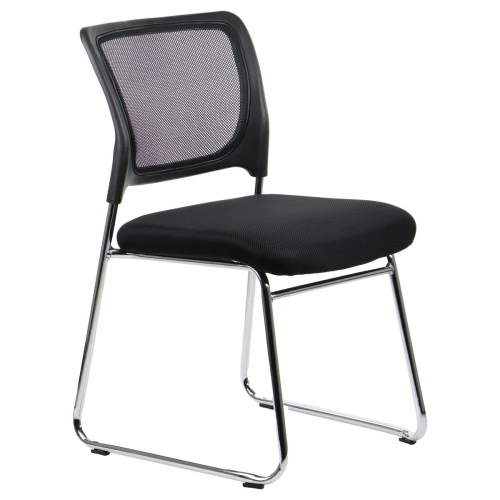 Krzesło dostawne CN-52/CH CZARNY