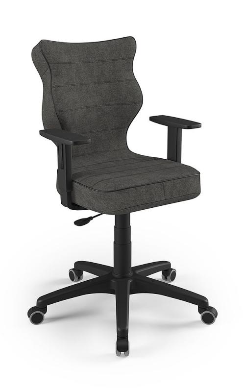 ENTELO Dobre Krzesło obrotowe DUO nr 6 - podstawa czarna