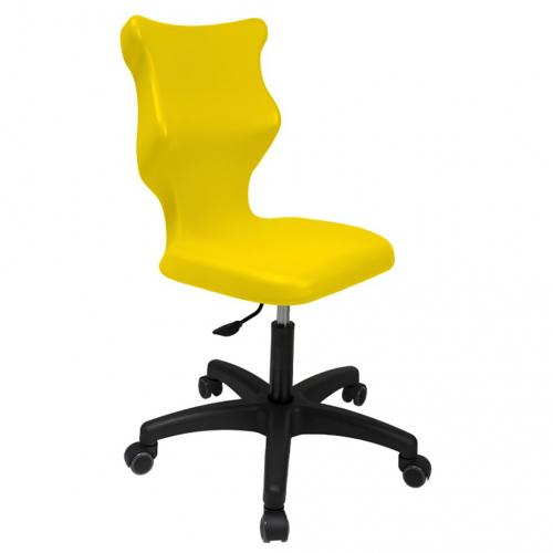 ENTELO Dobre Krzesło obrotowe TWIST naked nr 6 - bez podłokietników