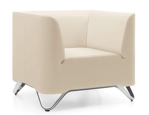 Fotel z podłokietnikami SoftBox 11 -