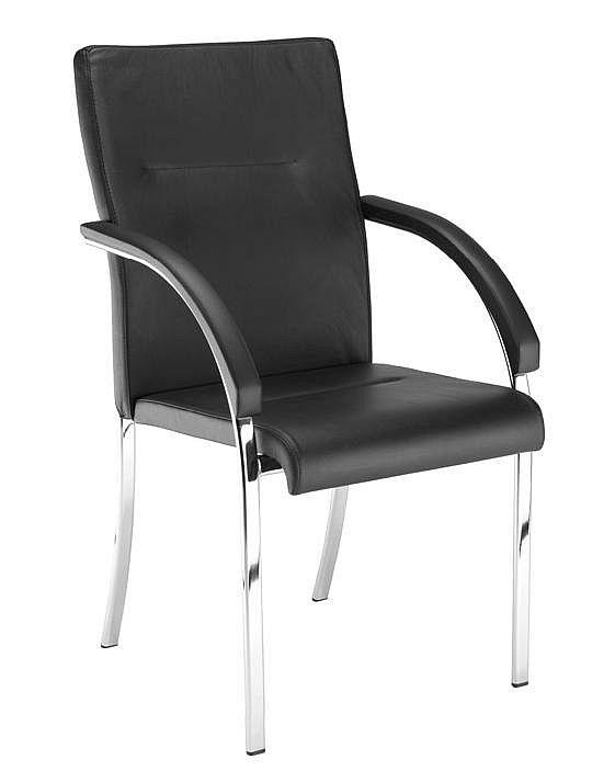 Krzesło Konferencyjne Neo Lux Arm Steel