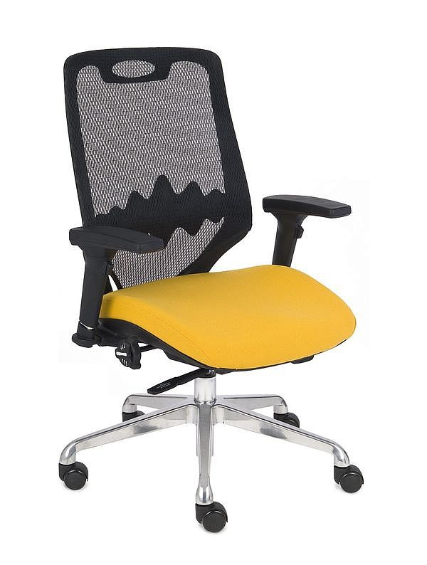 Fotel Biurowy obrotowy FUTURA 3S nowe kolory