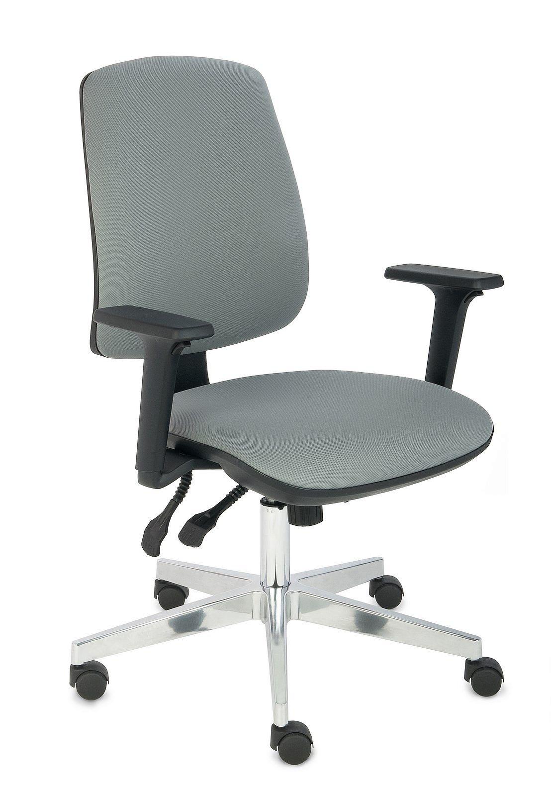 Krzesło obrotowe STARTER 3D chrome