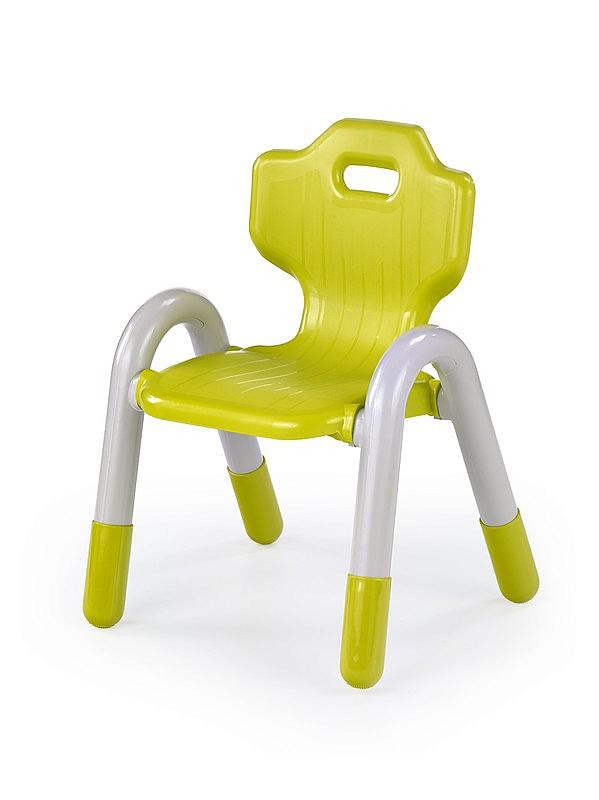 Krzesło BAMBI zielone rozmiar nr 2