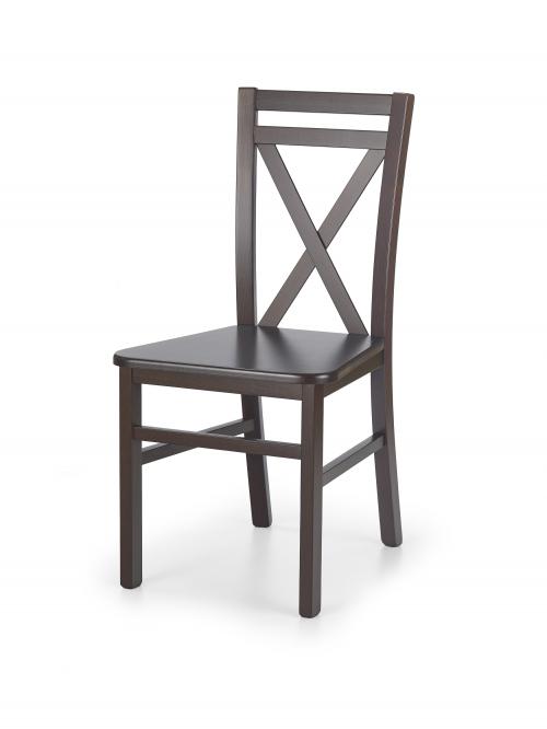 Krzesło konferencyjne DARIUSZ 2 - ciemny orzech (1p=2szt)