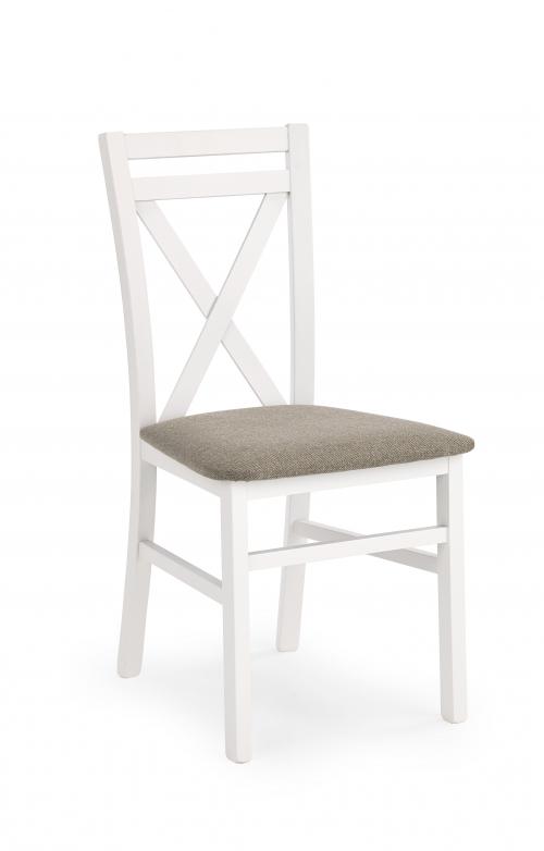 Krzesło konferencyjne DARIUSZ - biały/inari 23
