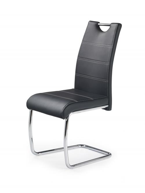Krzesło konferencyjne K211 - czarne