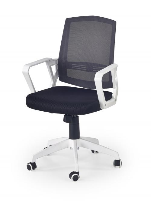 Fotel obrotowy ASCOT - biały