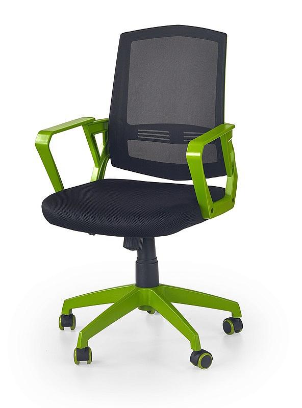Fotel obrotowy ASCOT - zielony