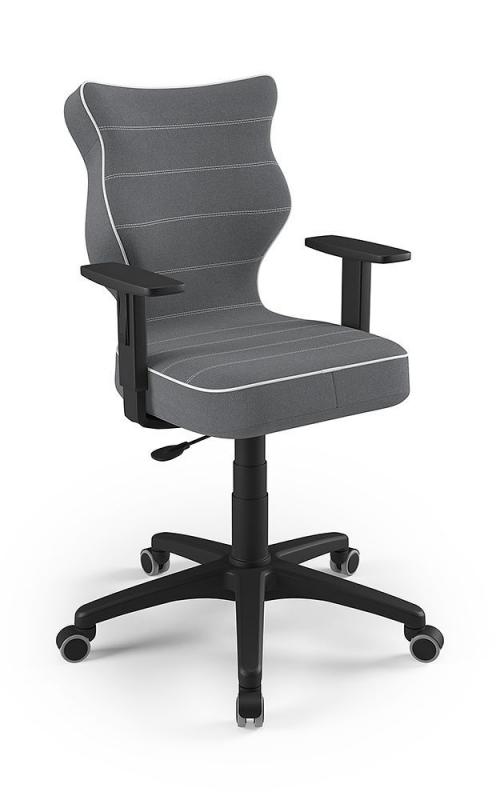 ENTELO Dobre Krzesło obrotowe DUO nr 5 - podstawa czarna