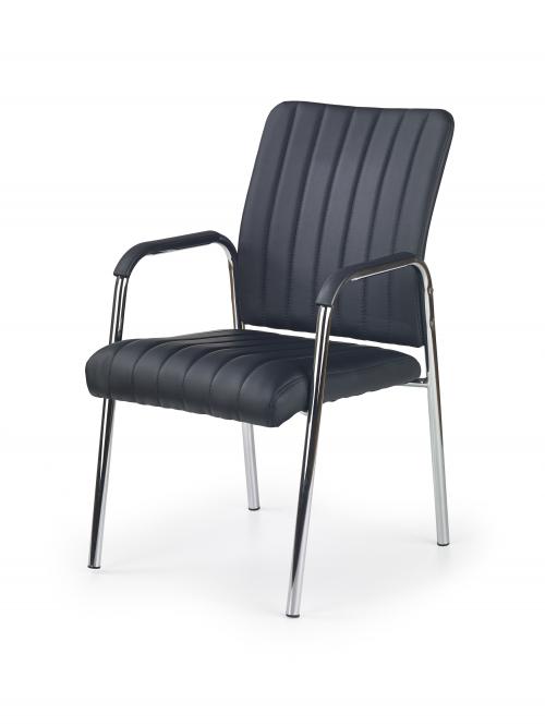 Fotel konferencyjny VIGOR czarny