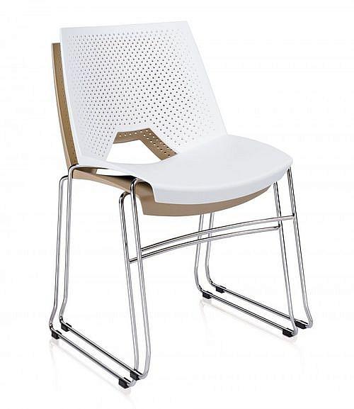 Krzesło konferencyjne STRIKE - płoza