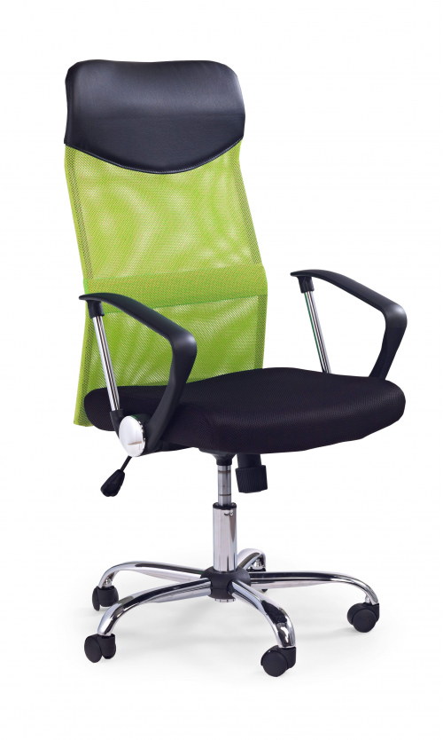 VIRE fotel obrotowy zielony
