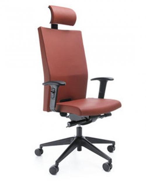 Fotel Biurowy obrotowy PLAYA 12SL - z zagłówkiem