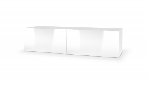 LIVO RTV 160 wisząca biały (1p=1szt)