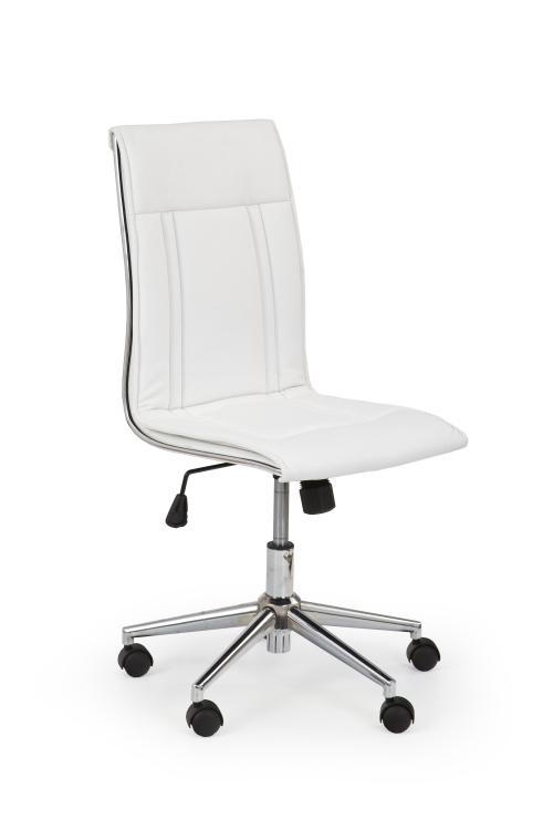 PORTO fotel pracowniczy biały