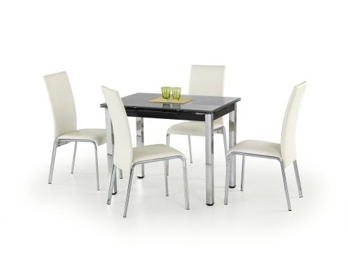 LOGAN stół czarny (2p=1szt)