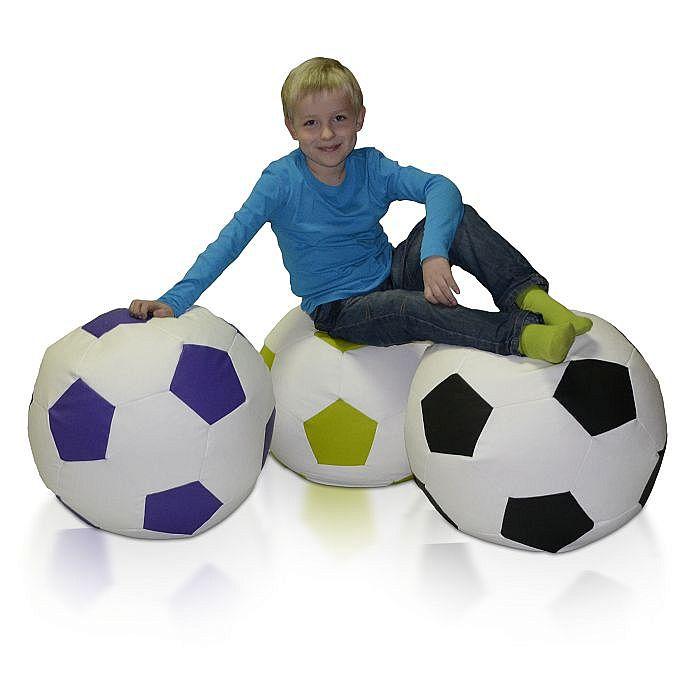 Piłka - Pufa FOOTBALL L - produkt medyczny