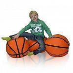 Piłka - Pufa BASKETBALL L - produkt medyczny