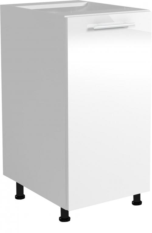 VENTO D-30/82 szafka dolna front: biały
