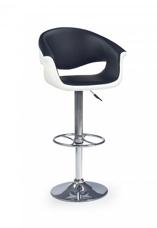 H46 hoker biało-czarny (1p=1szt)