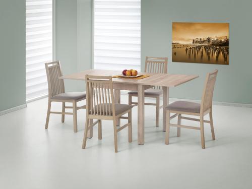 GRACJAN stół kolor dąb sonoma (2p=1szt)