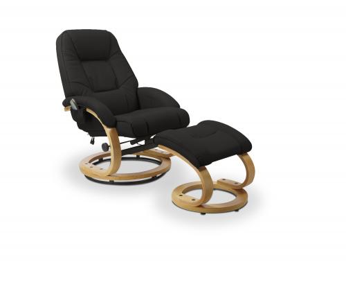 MATADOR fotel czarny (1p=1szt)