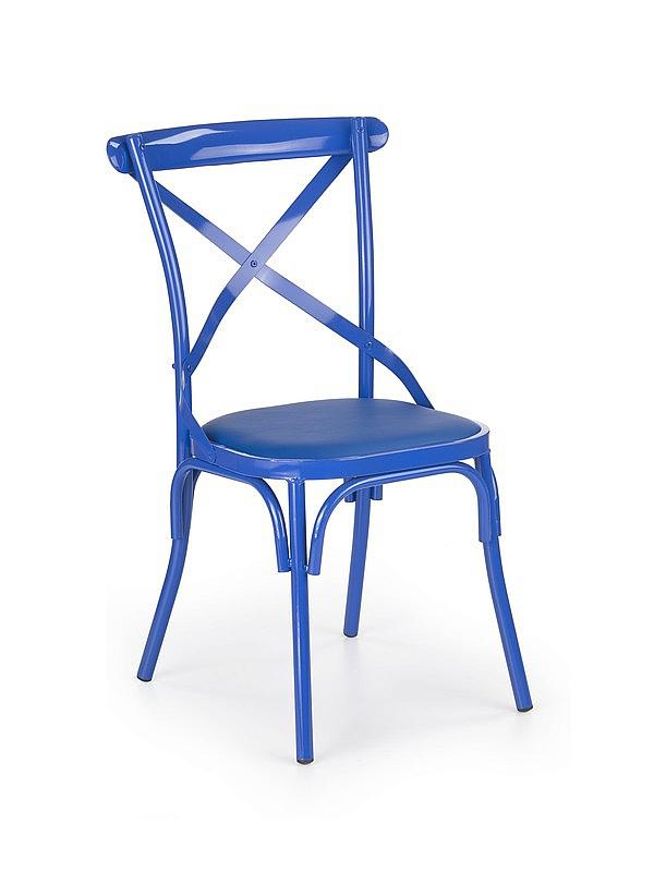 K216 krzesło niebieski (1p=2szt)