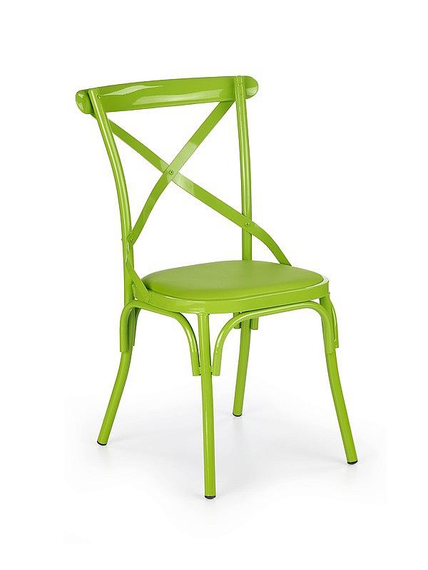 K216 krzesło zielony (1p=2szt)