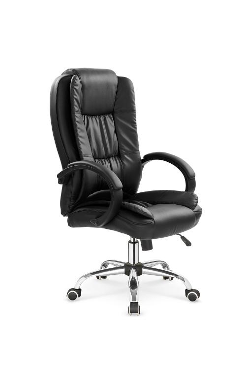 RELAX fotel gabinetowy czarny