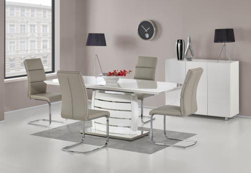ONYX stół biały