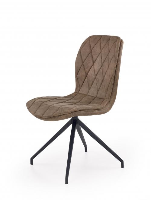 K237 krzesło w kolorze beżowym (1p=2szt)