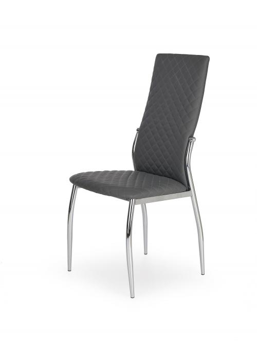 K238 krzesło popielate