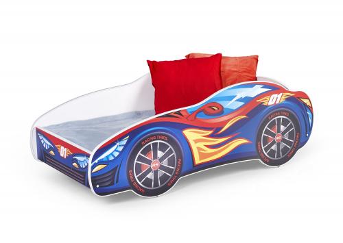 SPEED łóżko wielobarwny