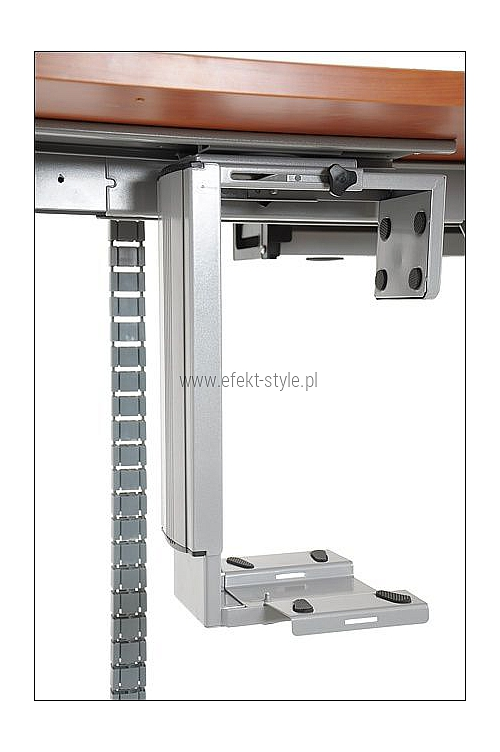 Półka na komputer EF-ST-ZA-01 aluminium