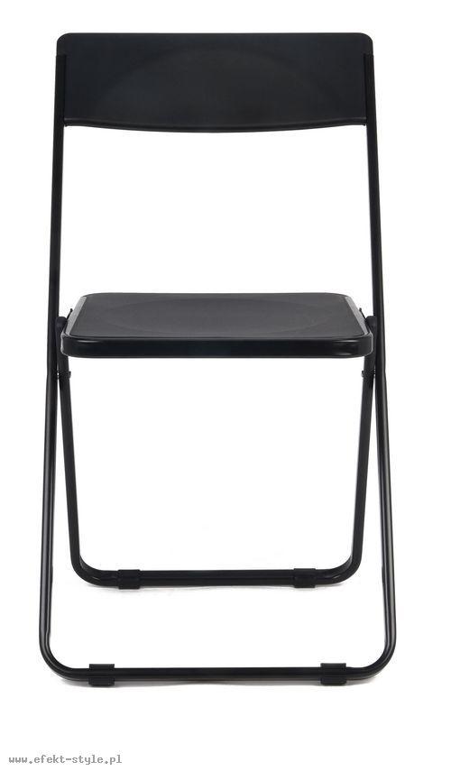 Krzesło konferencyjne SLIM czarny