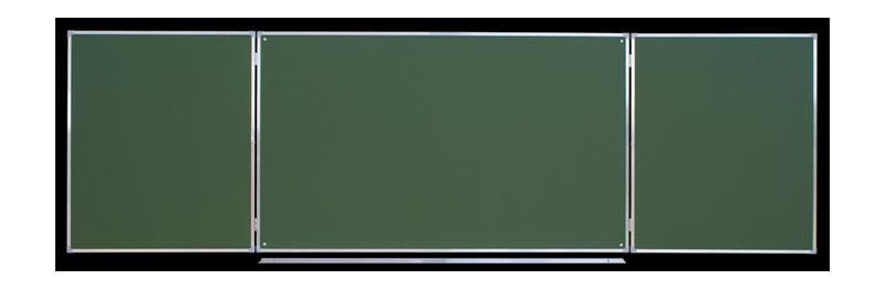 Tablica tryptyk ceramiczna, zielona  typ C