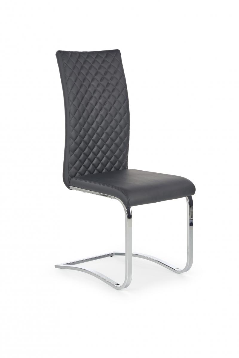 K293 krzesło czarny