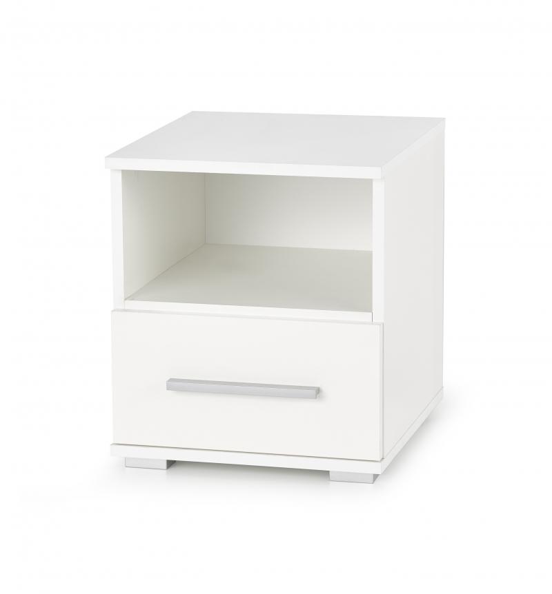 LIMA SN-1 szafka nocna biały