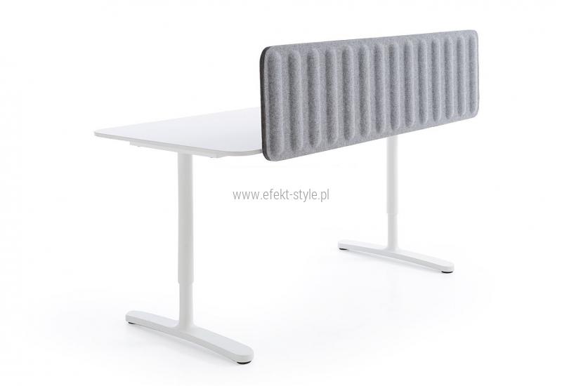 Biurkowy panel akustyczny GRB-4/160x40