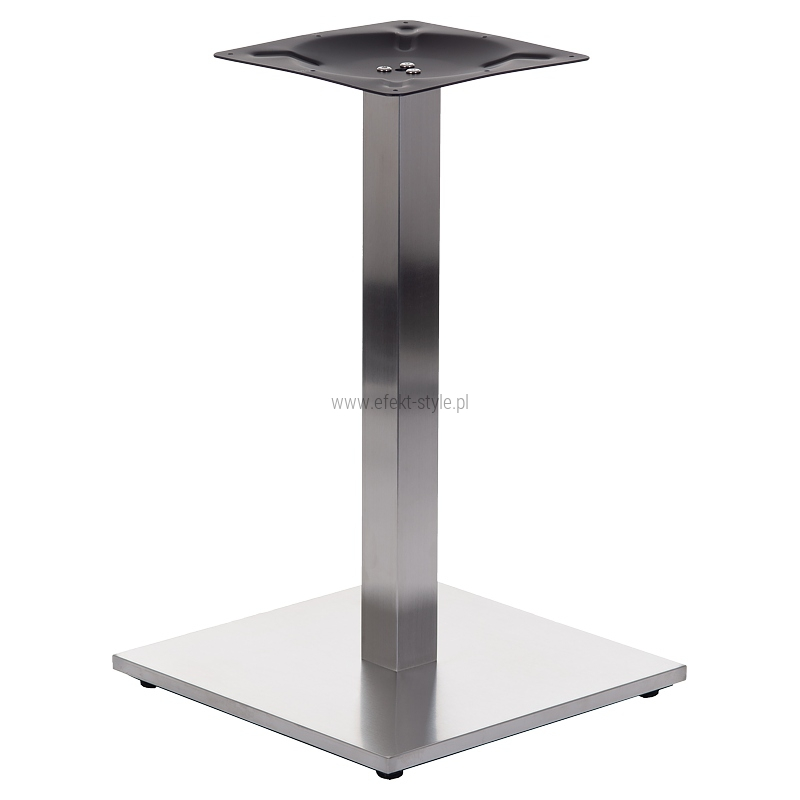 Podstawa do stolika EF-SH-2002-1/S - wysokość 71,5 cm 45x45cm