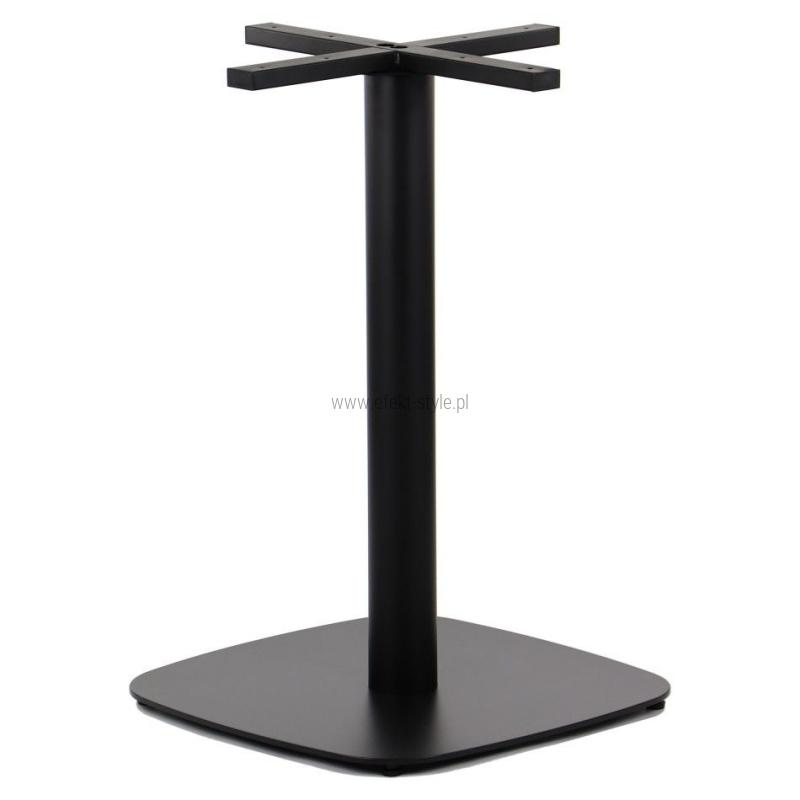 Podstawa do stolika EF-SH-3050-4/B  55x55 cm, wys. 73 cm
